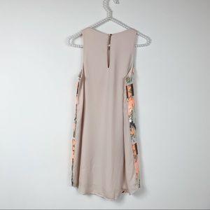 Gianni Bini Dresses - Gianni bini sequins orange sleeveless dress xs